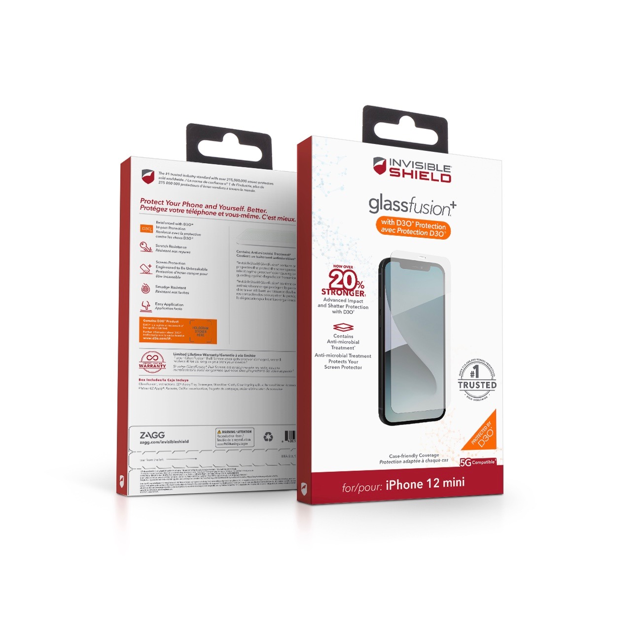 Glass Fusion Screen Protector