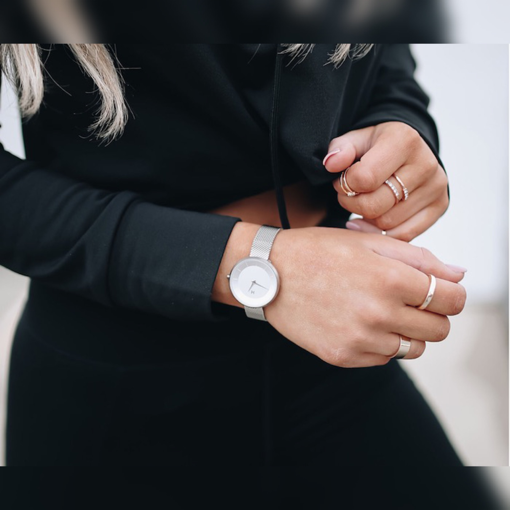 MVMT S1 MOD 32MM Watch by Coded PR for use by 360 Magazine