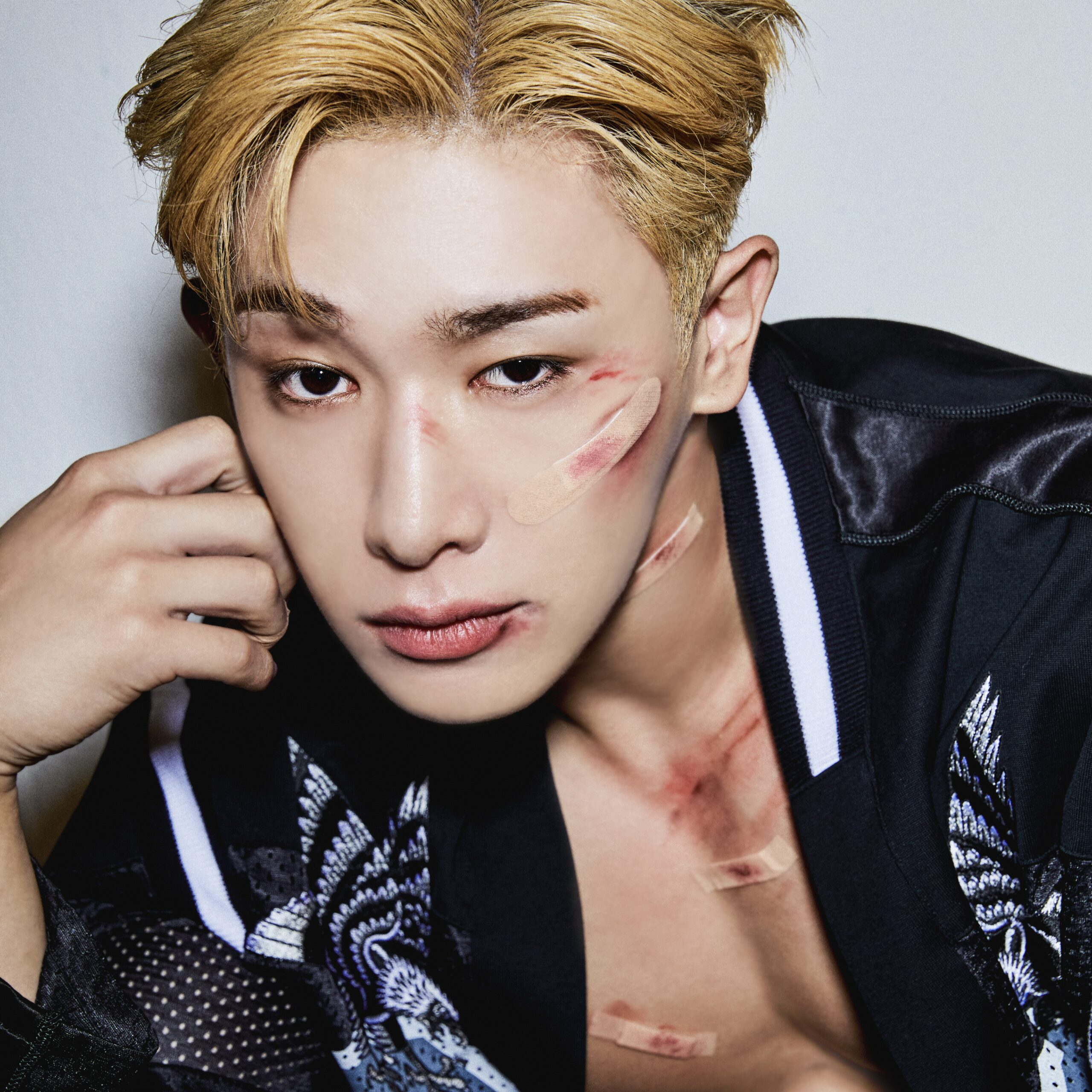 Wonho by Christina Santamaria for 360 Magazine