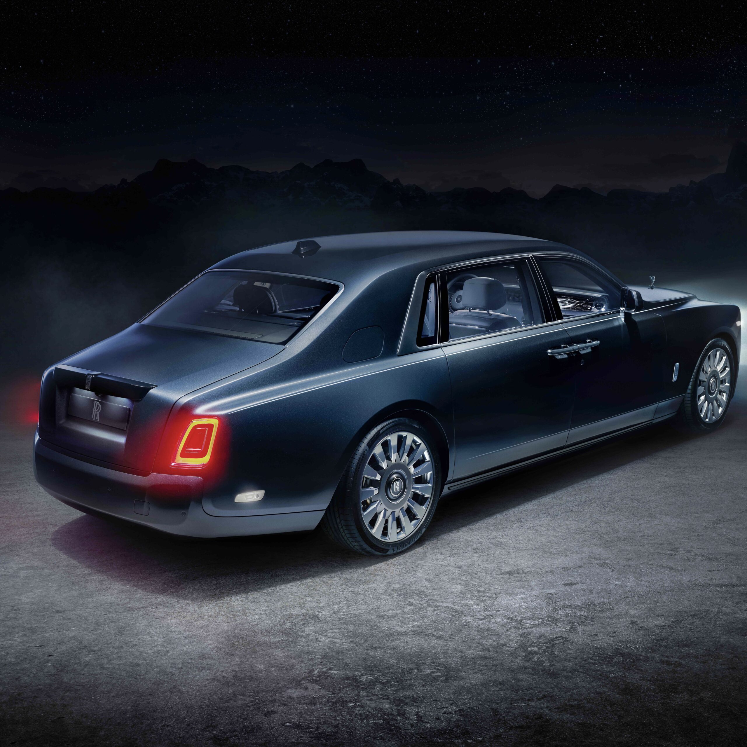 Phantom Tempus by Rolls Royce for use by 360 Magazine