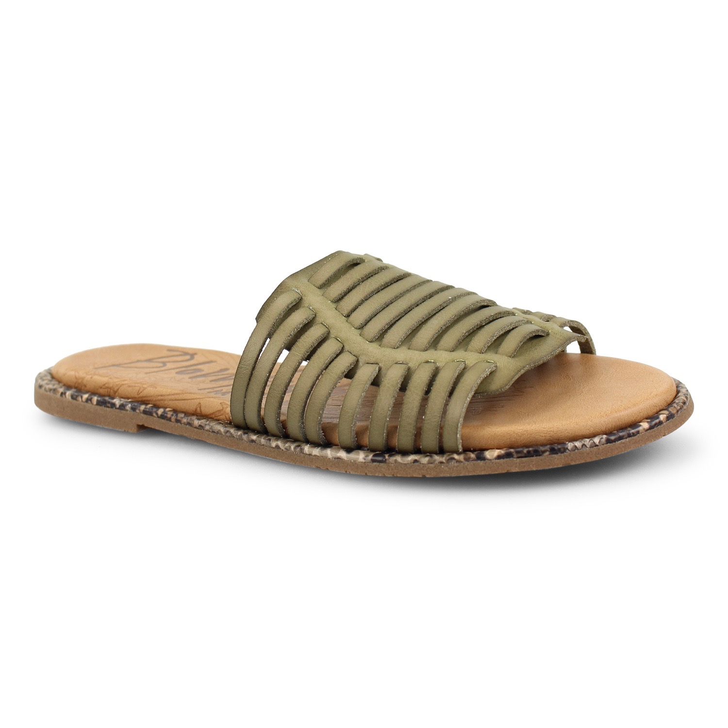 blowfish sandal
