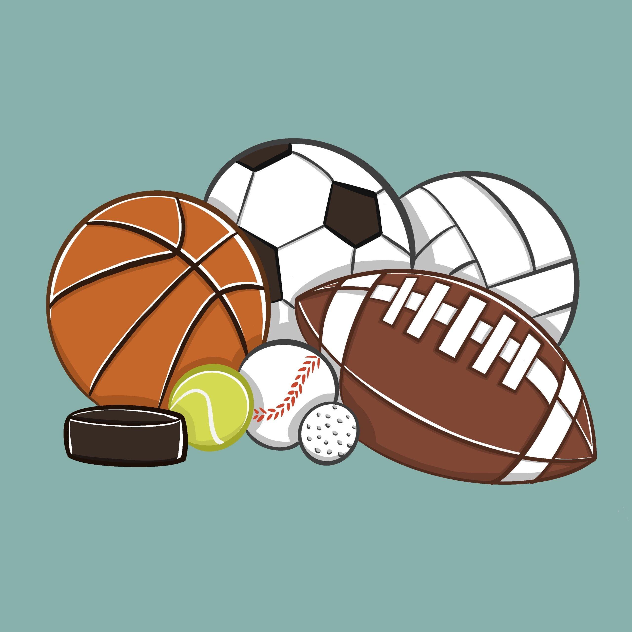 Sports by Allison Christensen for 360 Magazine