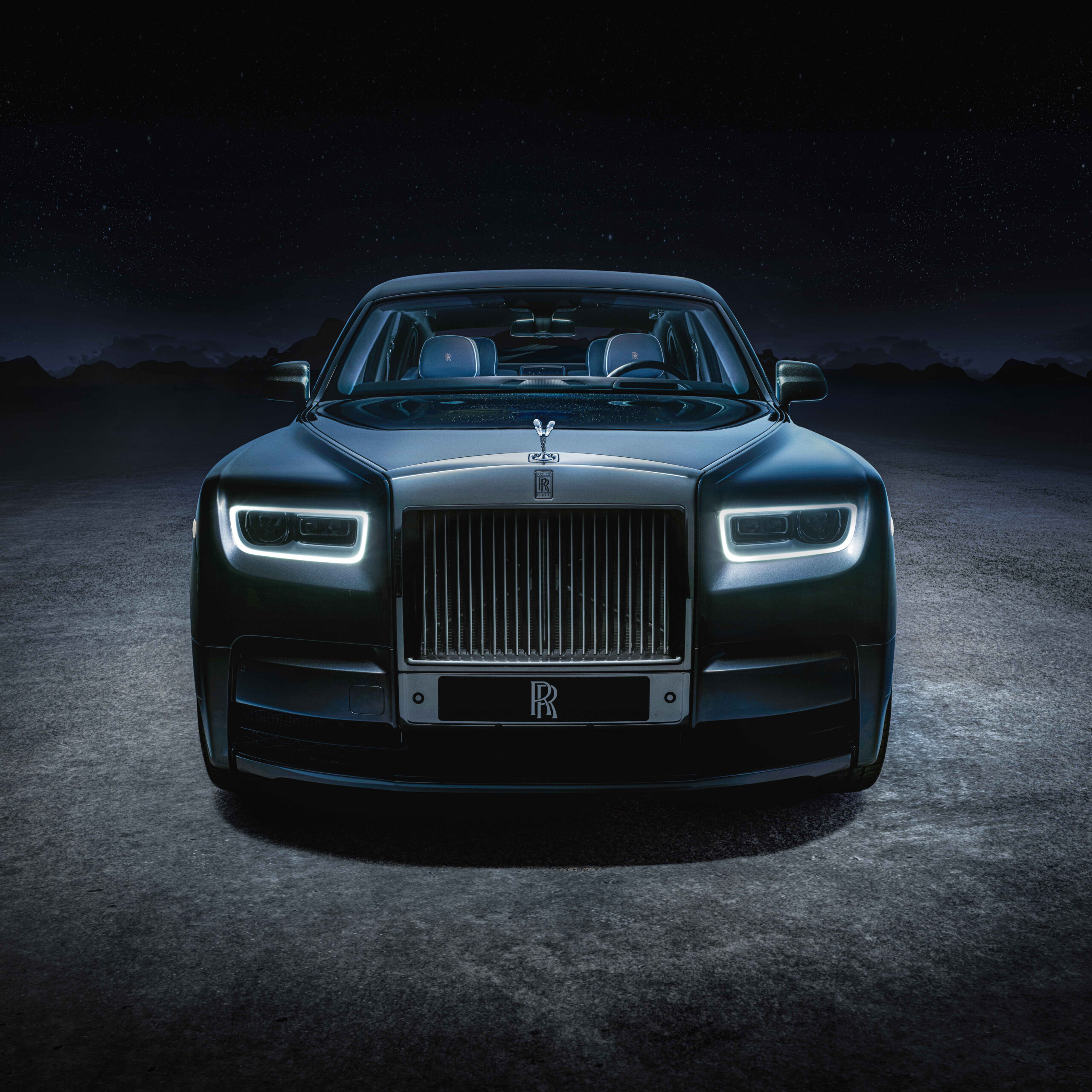 Phantom Tempus by Rolls Royce for use by 360 Magazine