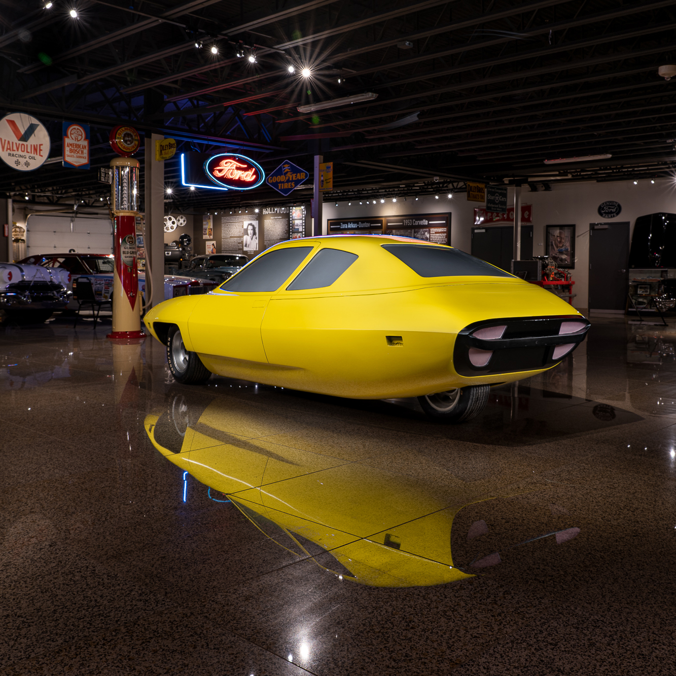 The Dale by Speedway Motors Museum of American Speed for 360 Magazine