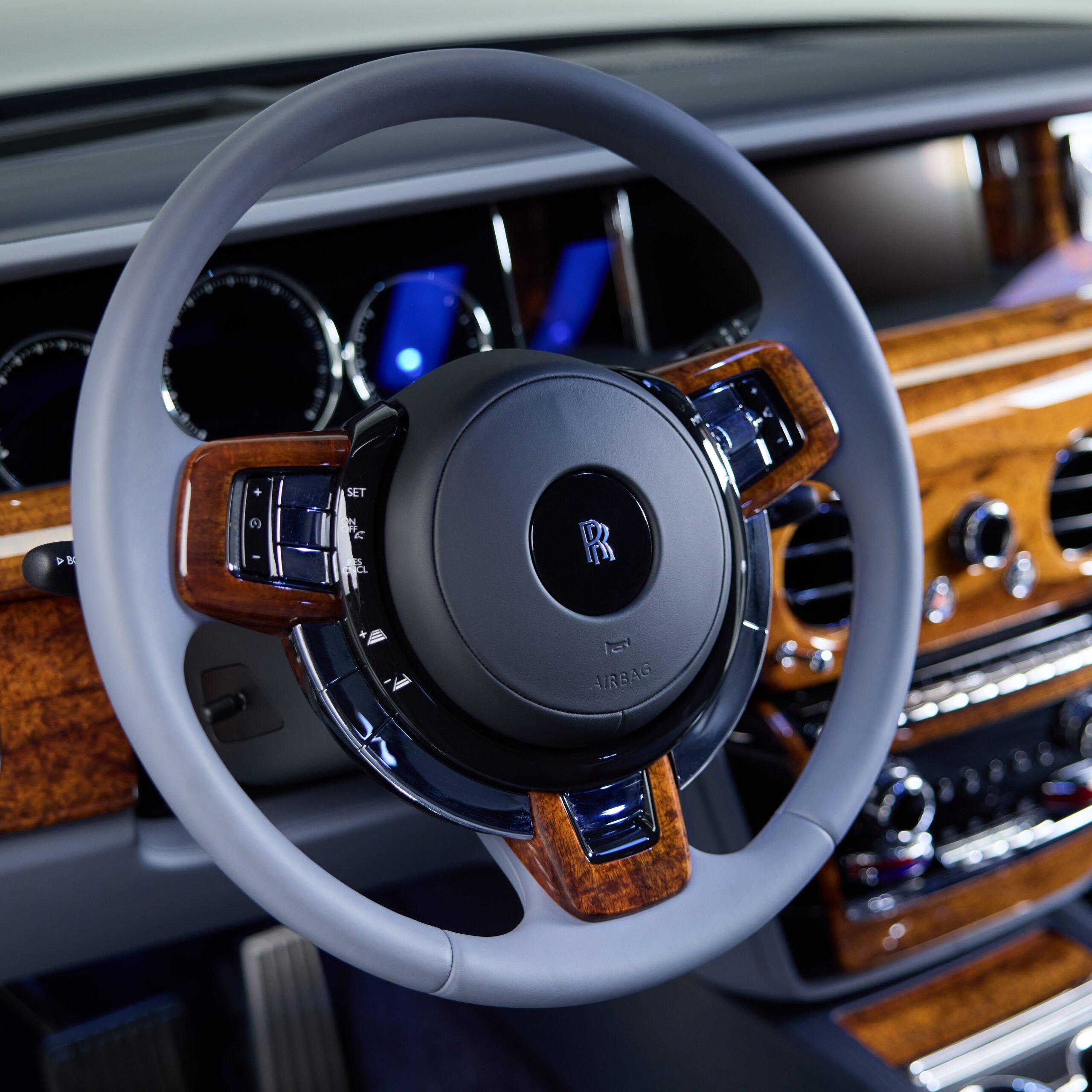 Rolls Royce KOA Phantom for 360 Magazine