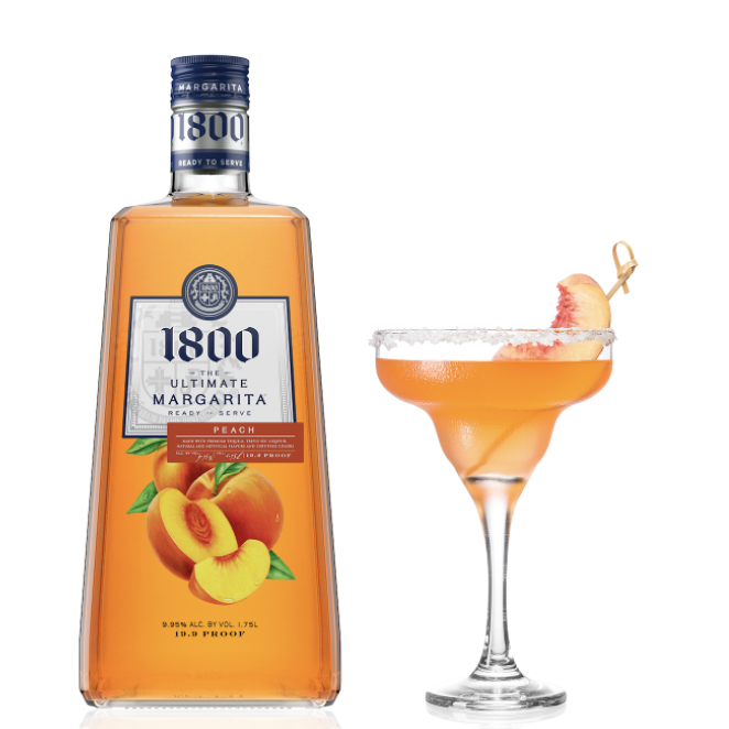 margarita mix by 1800 Tequila for 360 Magazine