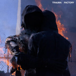 Trauma Factory by nothing, nowhere. cover art via  Elektra Music Group