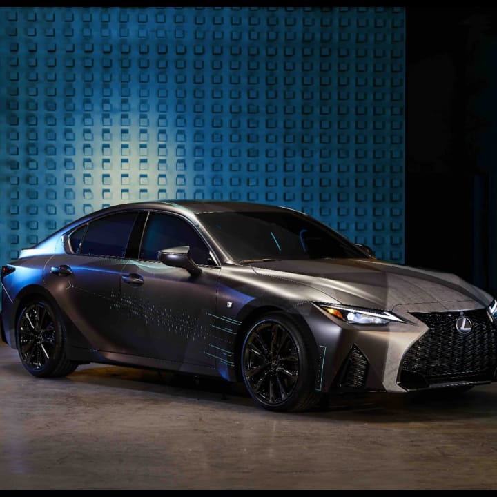Lexus Gamers' IS by LexusNewsroom for 360 Magazine