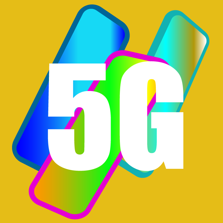 5G Illustration by Heather Skovlund for 360 Magazine