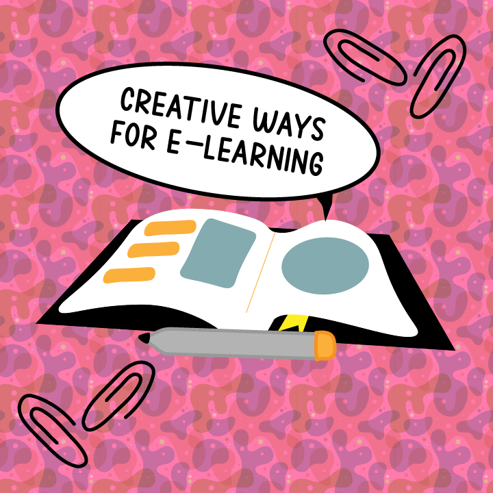 E-Learning Illustration by Heather Skovlund for 360 Magazine