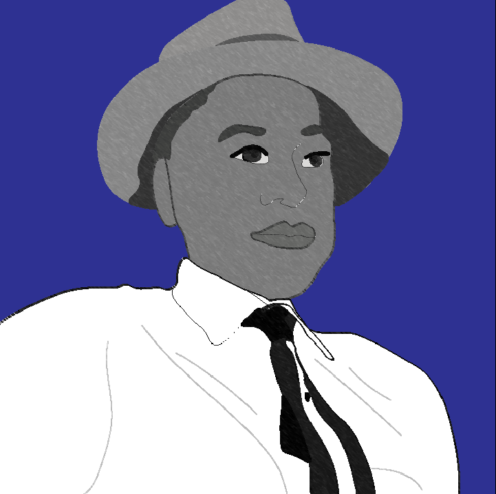 Emmett Till illustration by Heather Skovlund for 360 Magazine