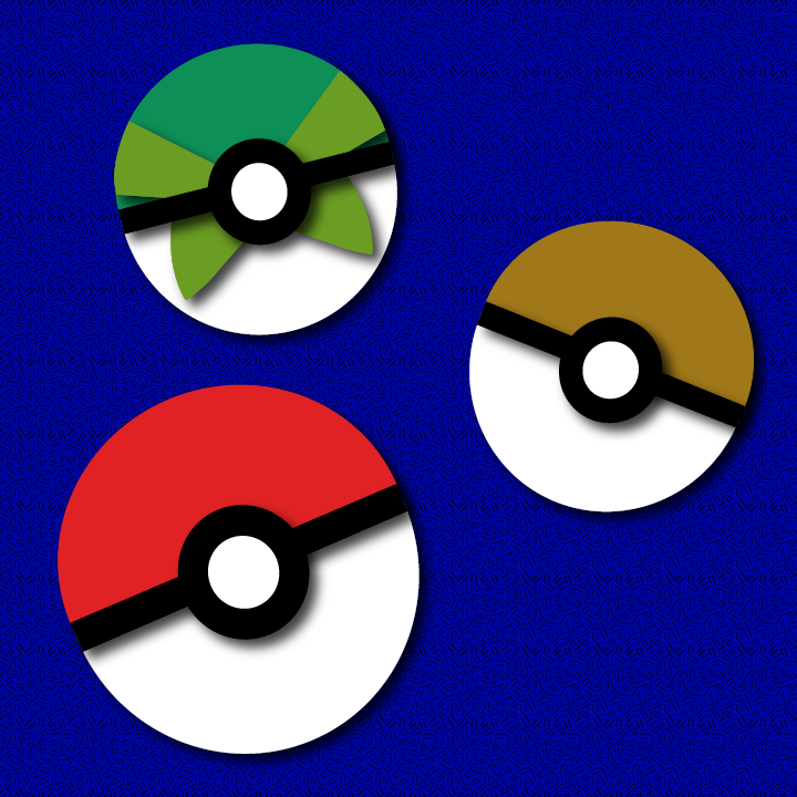 Pokeball illustration by Heather Skovlund for 360 Magazine