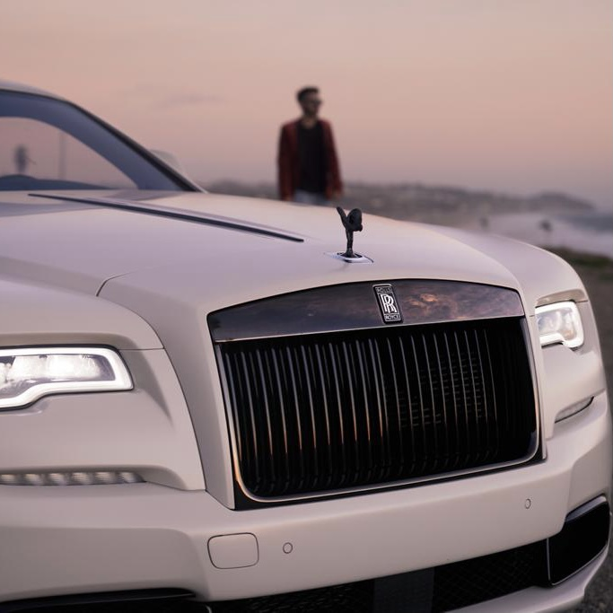 2021 Rolls-Royce Wraith by Vaughn Lowery for 360 Magazine
