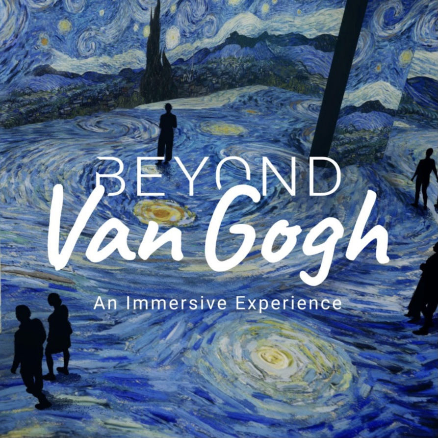 Beyond Van Gogh by Beyond Exhibitions for 360 Magazine