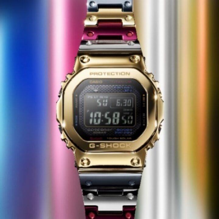 G-SHOCK GMWB5000TR-9 via Juan Balbuena via 360 Magazine