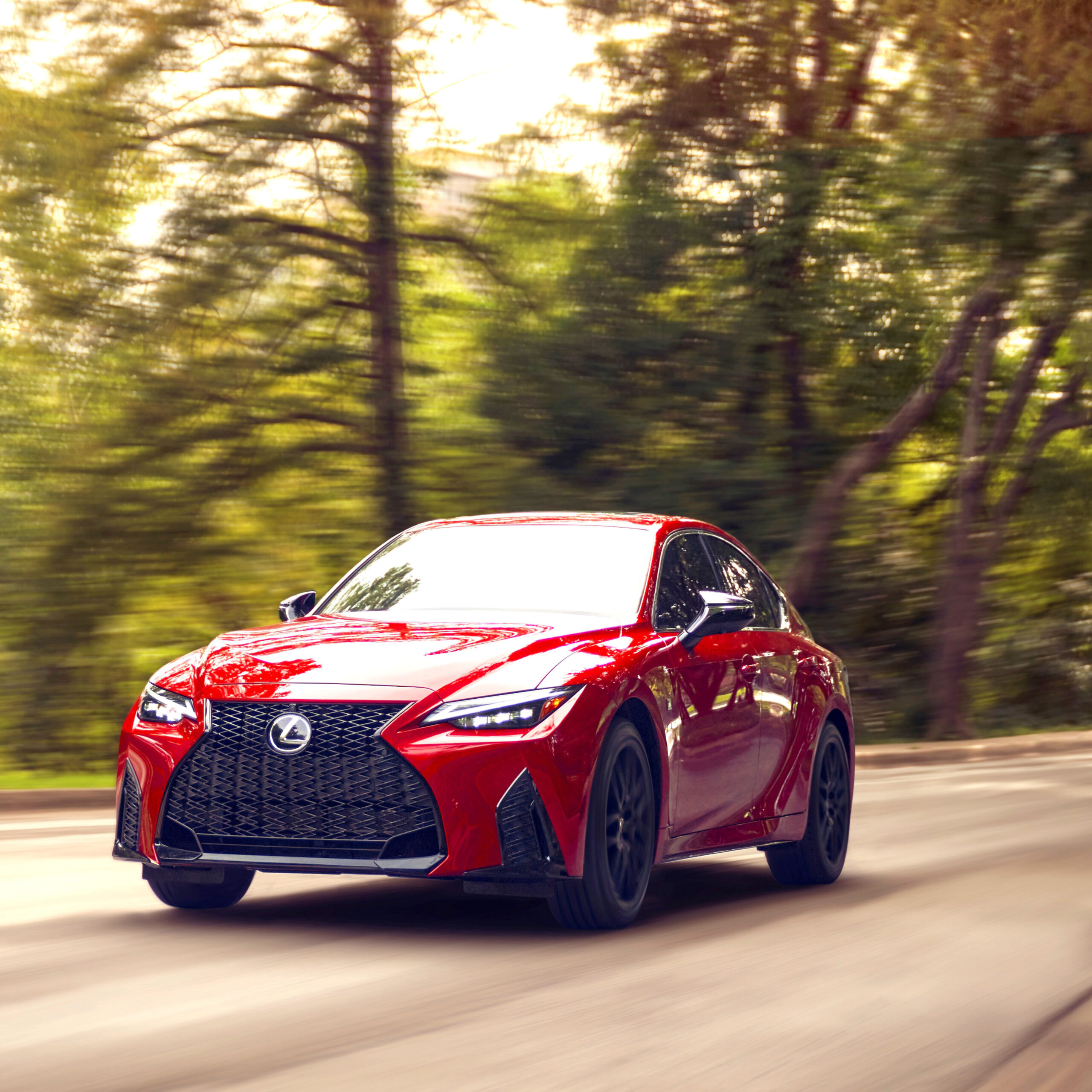 Lexus Retreats In Motion image by Lexus for use by 360 Magazine