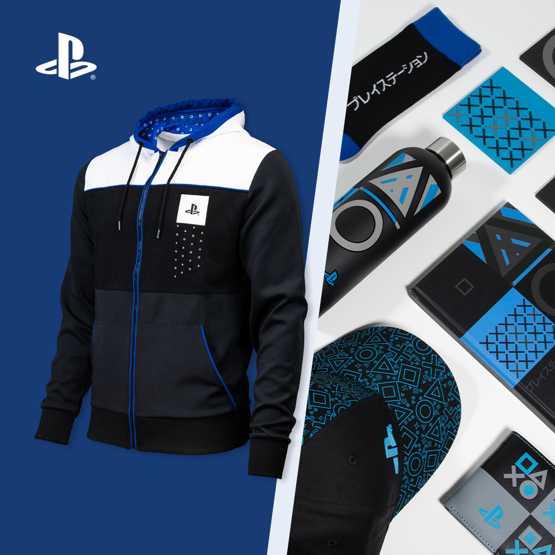 PlayStation Merchandise Collection by PlayStation for use by 360 Magazine