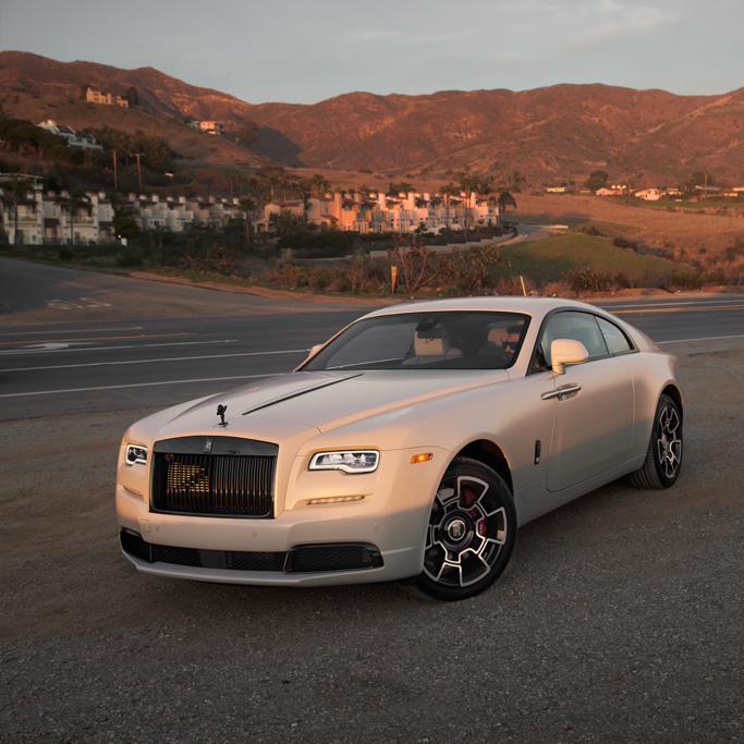 2021 Rolls Royce Wraith shot by Jeff Langlois for 360 Magazine