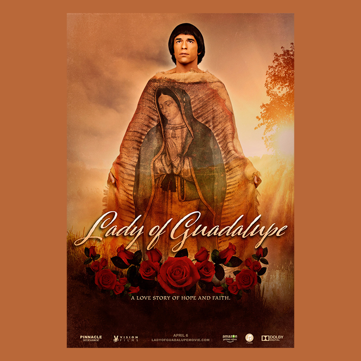 Lady of Guadalupe image