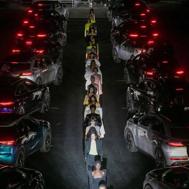 Coperini Catwalk for use by 360 Magazine