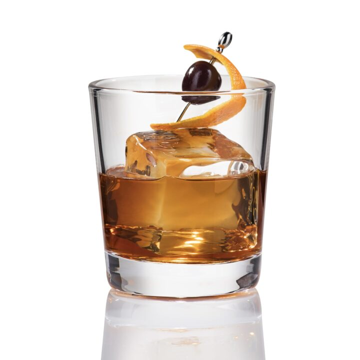 NEW FASHIONED image from D'USSE Cognac via Casey Hamilton at Berk Communications for use by 360 Magazine