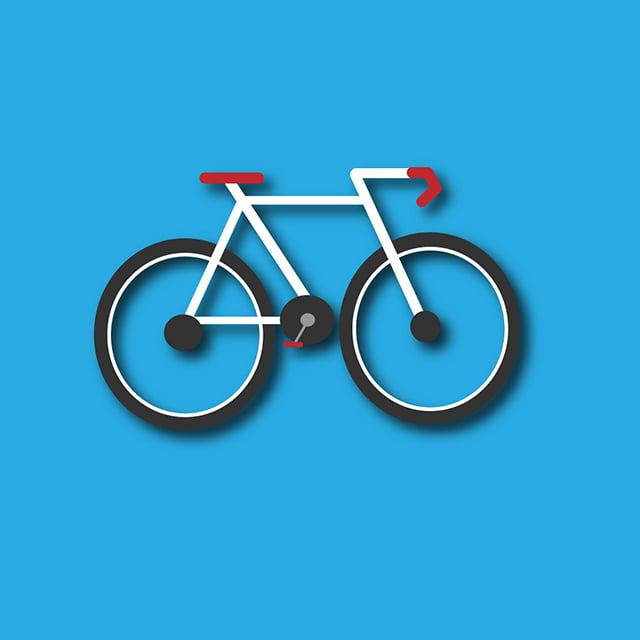 bike illustration by Alejandra Villagra for 360 Magazine