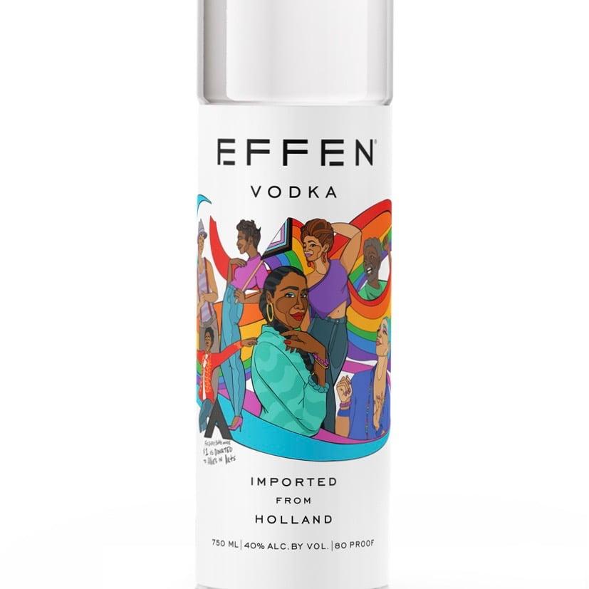 EFFEN Vodka pride month image via Mike Morra (Coyne PR) for use by 360 Magazine