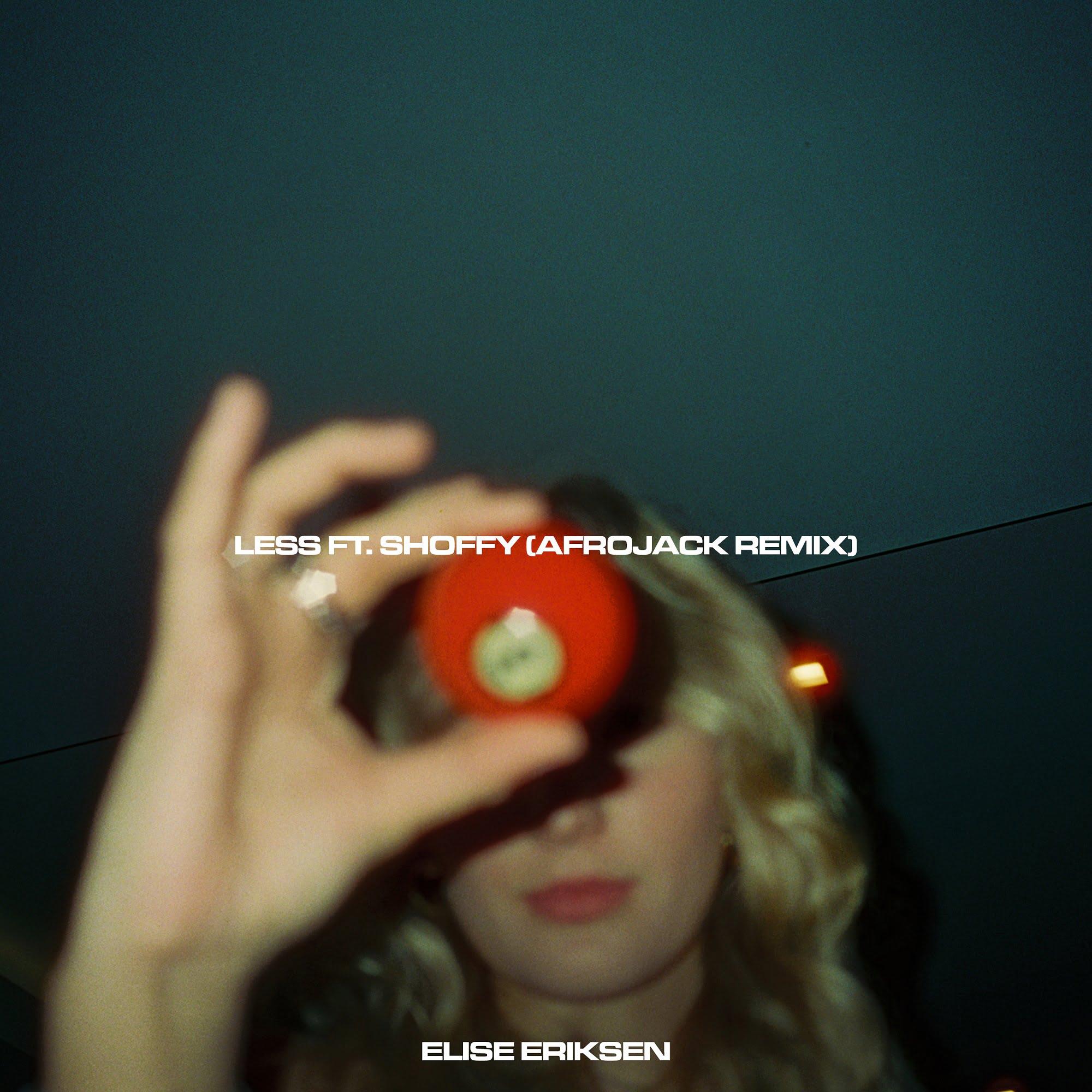 Elise Eriksen - Less (Afrojack Remix) Artwork for use by 360 Magazine