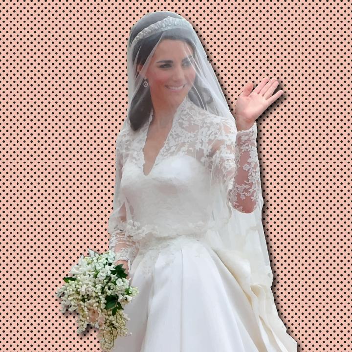 Kate Middleton illustration by Heather Skovlund for 360 Magazine