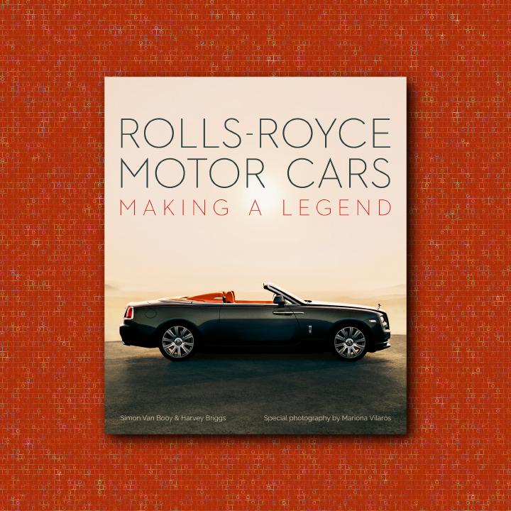 Rolls-Royce illustration by Heather Skovlund for 360 Magazine