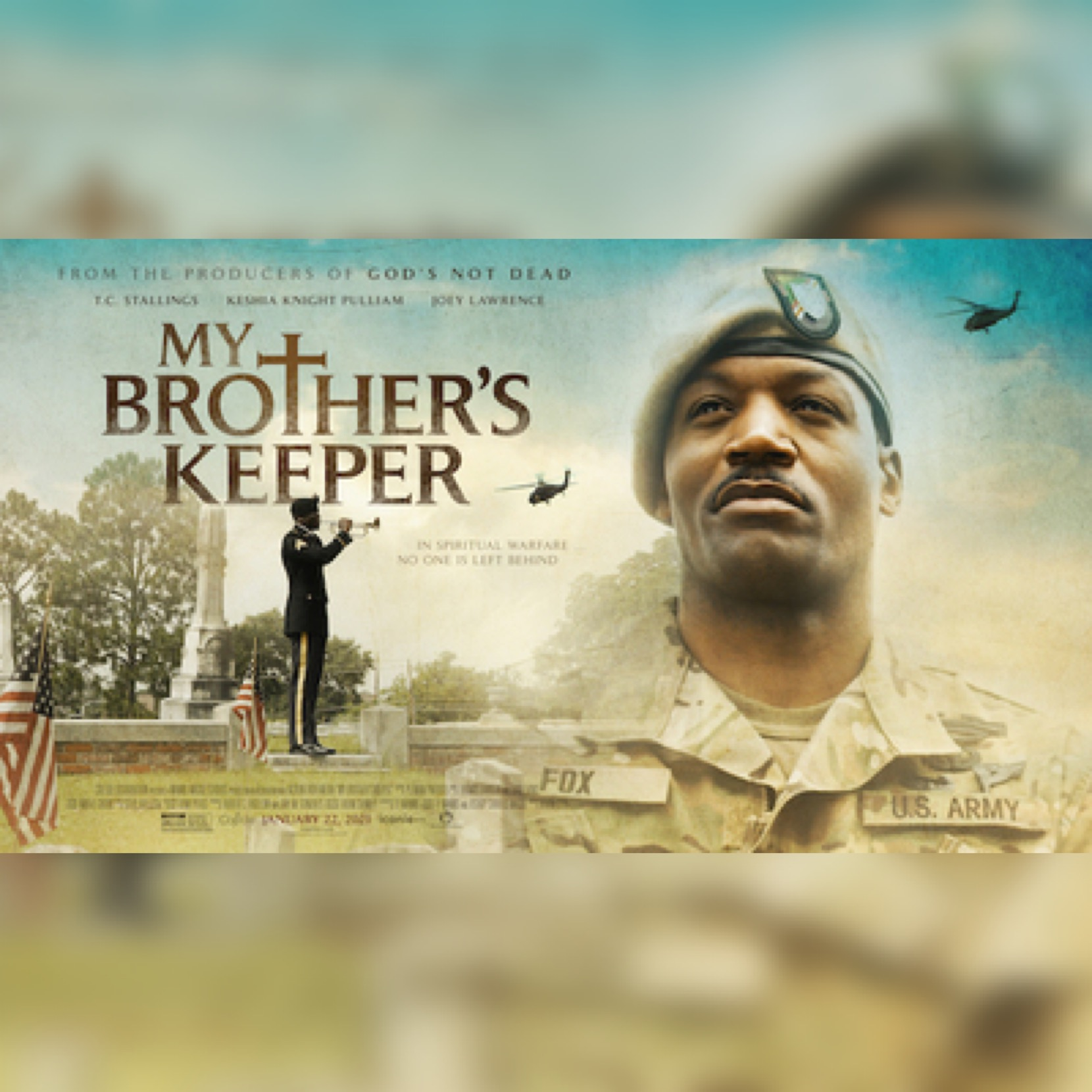My Brother's Keeper image by Collide Distribution for use by 360 Magazine