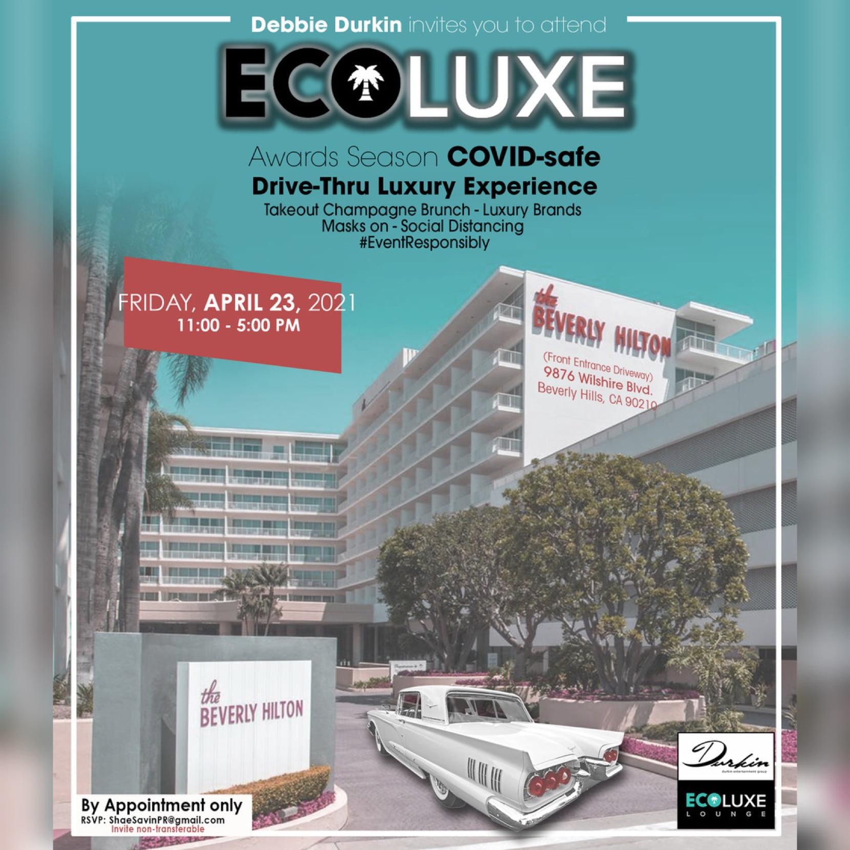 Debbie Burkin's EcoLuxe Drive-Thru image by Shae Savin PR for use by 360 Magazine