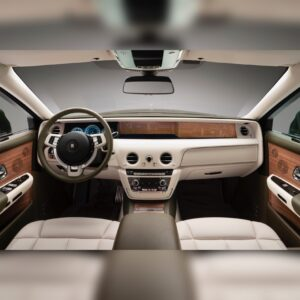 Rolls-Royce Phantom Oribe in collaboration with Hermes image for use by 360 Magazine