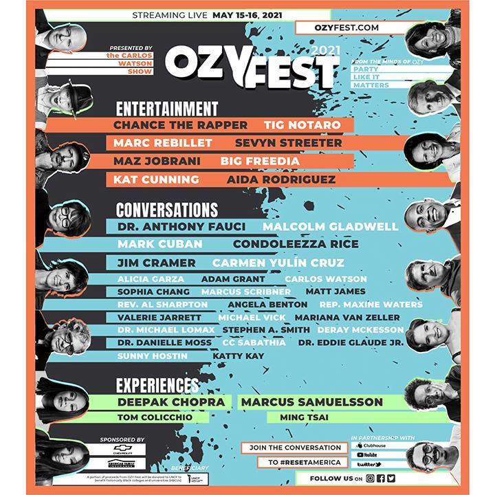 OZY Fest 2021