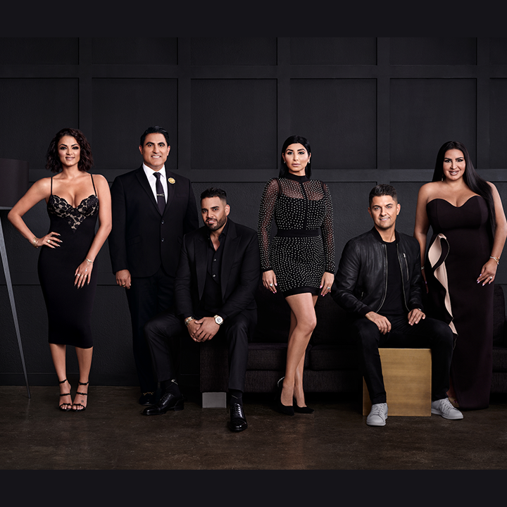 Cast of Shahs of Sunset