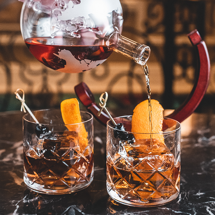 Worldly Old Fashioned