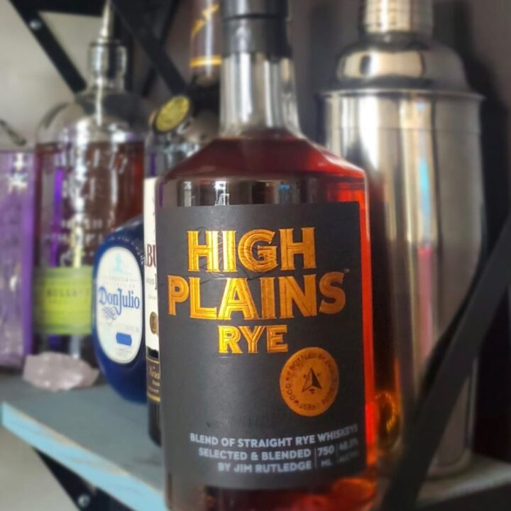 High Plains Rye image via Vaughn Lowery for use by 360 Magazine