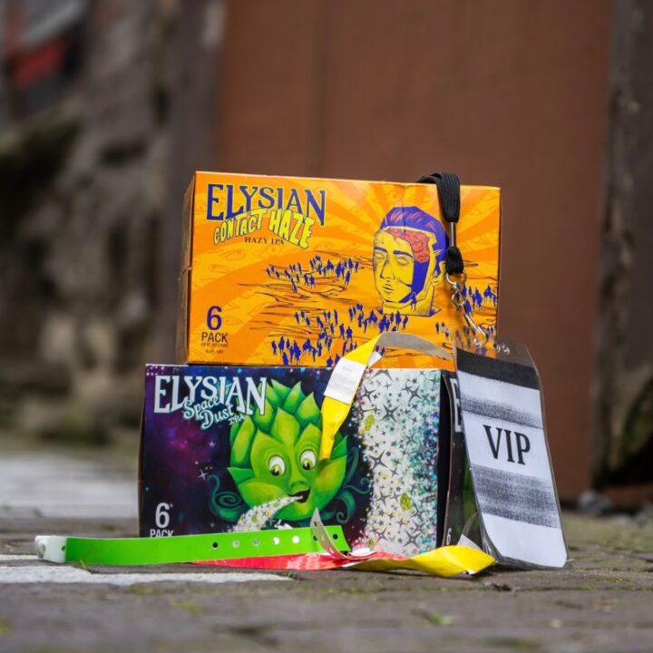 Elysian Brewing image via Sidney Dizon from M&C SAATCHI Entertainment for use by 360 Magazine