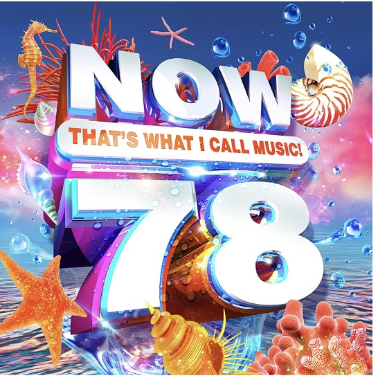 NOW That's What I Call Music! Vol. 78 by Universal Music Group for use by 360 Magazine