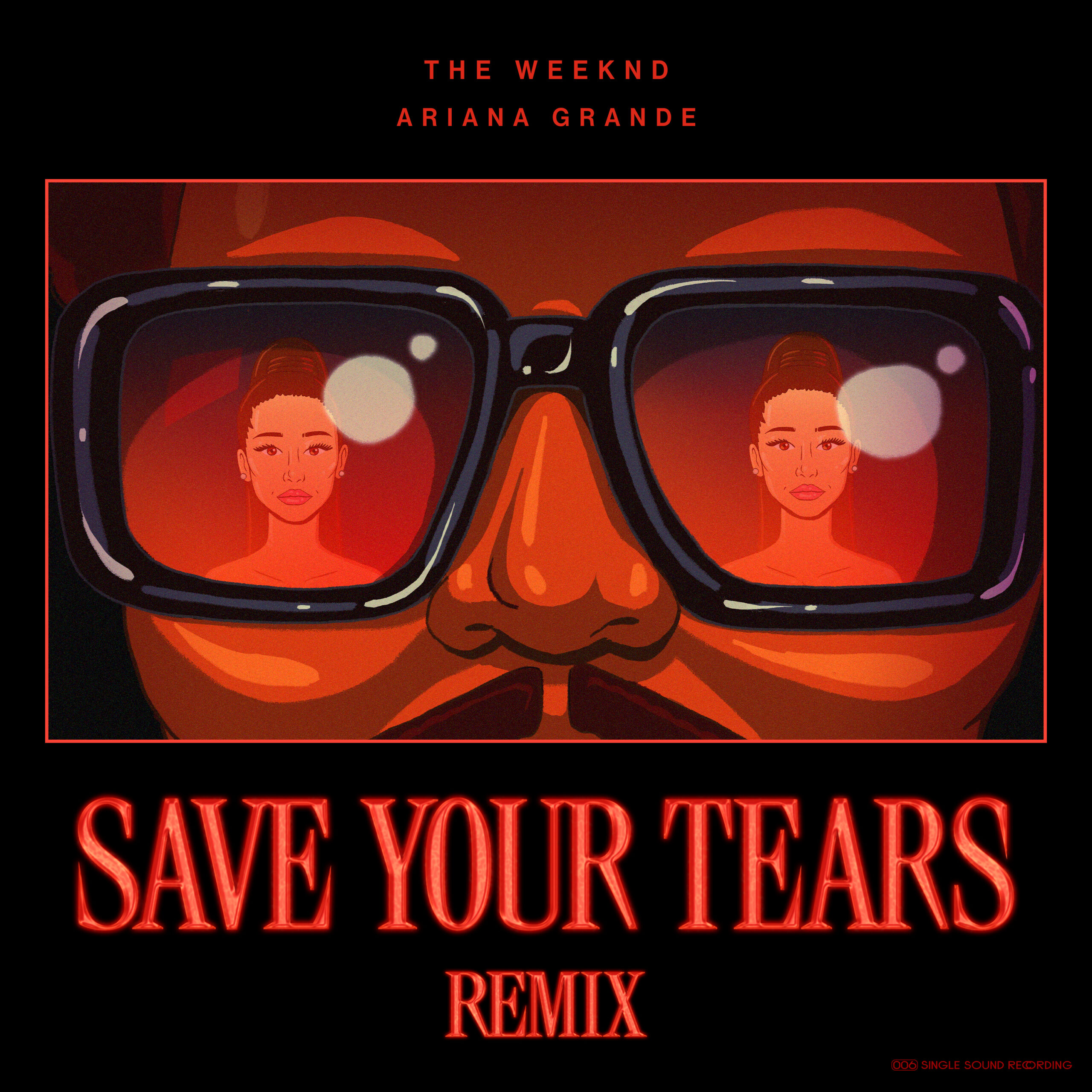 Save Your Tears by The Weeknd feat. Ariana Grande for use by 360 Magazine