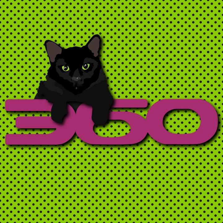 Cat illustration via Heather Skovlund for 360 Magazine