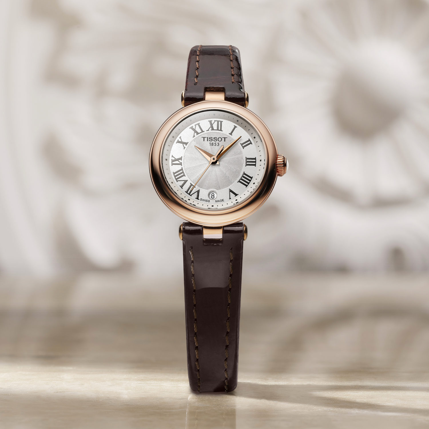 Tissot Bellissima Wristwatch by Anil Torres at Tissot for use by 360 Magazine