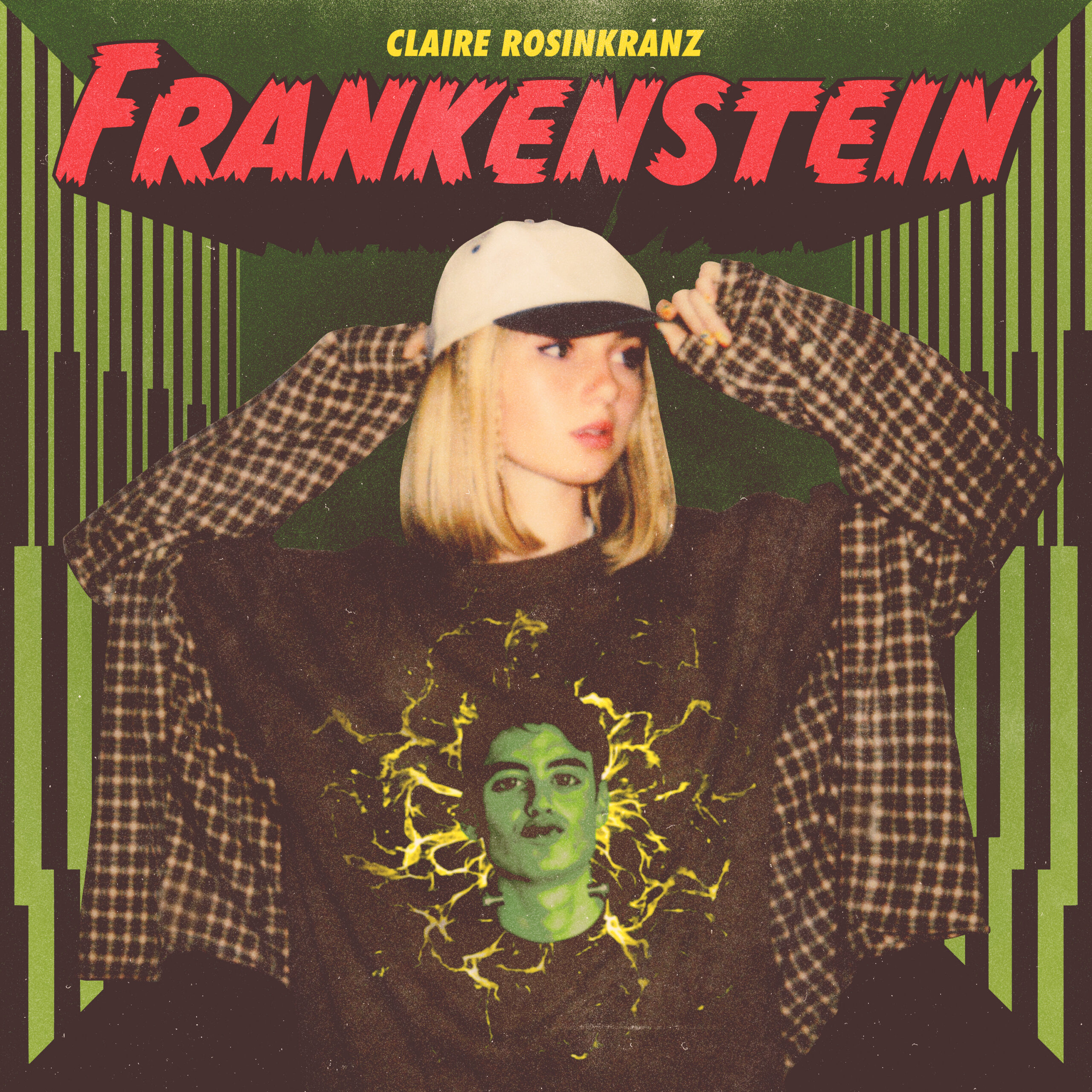 Frankenstein Artwork via Republic Records for use by 360 Magazine