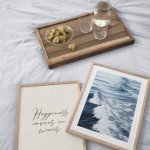 "Desenio and BLUE ""Clean Sea"" image via Desenio for use by 360 Magazine"