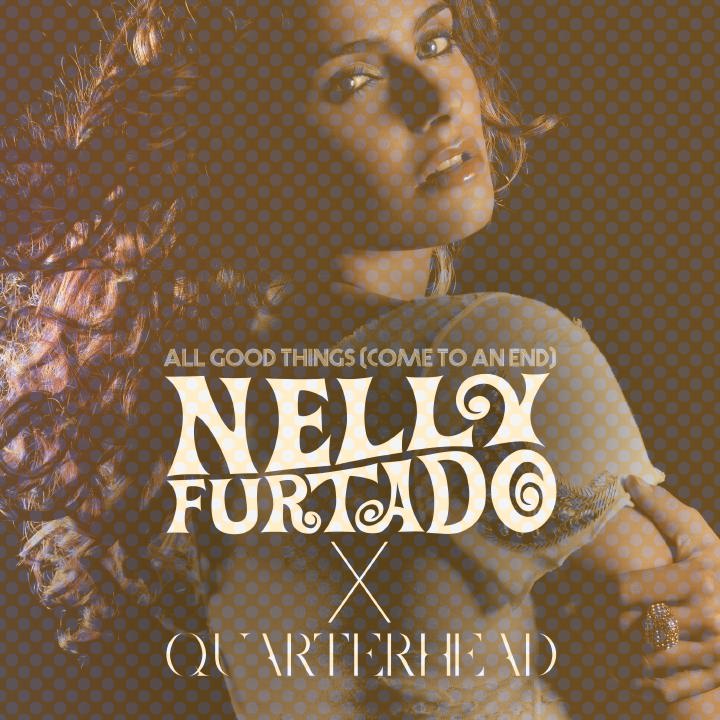 Nelly Furtado cover illustration by Heather Skovlund for 360 Magazine