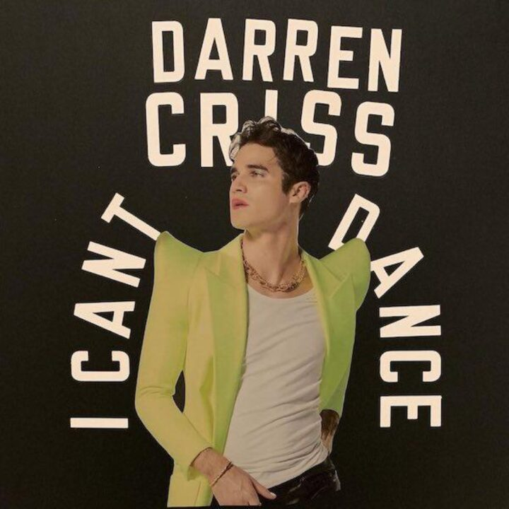 Image of Darren Criss from Christina Santamaria and BMG for use by 360 Magazine