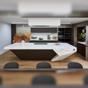 Lamborghini Lounge NYC Kitchen image via Morgan Theys (Extension PR) for use by 360 Magazine