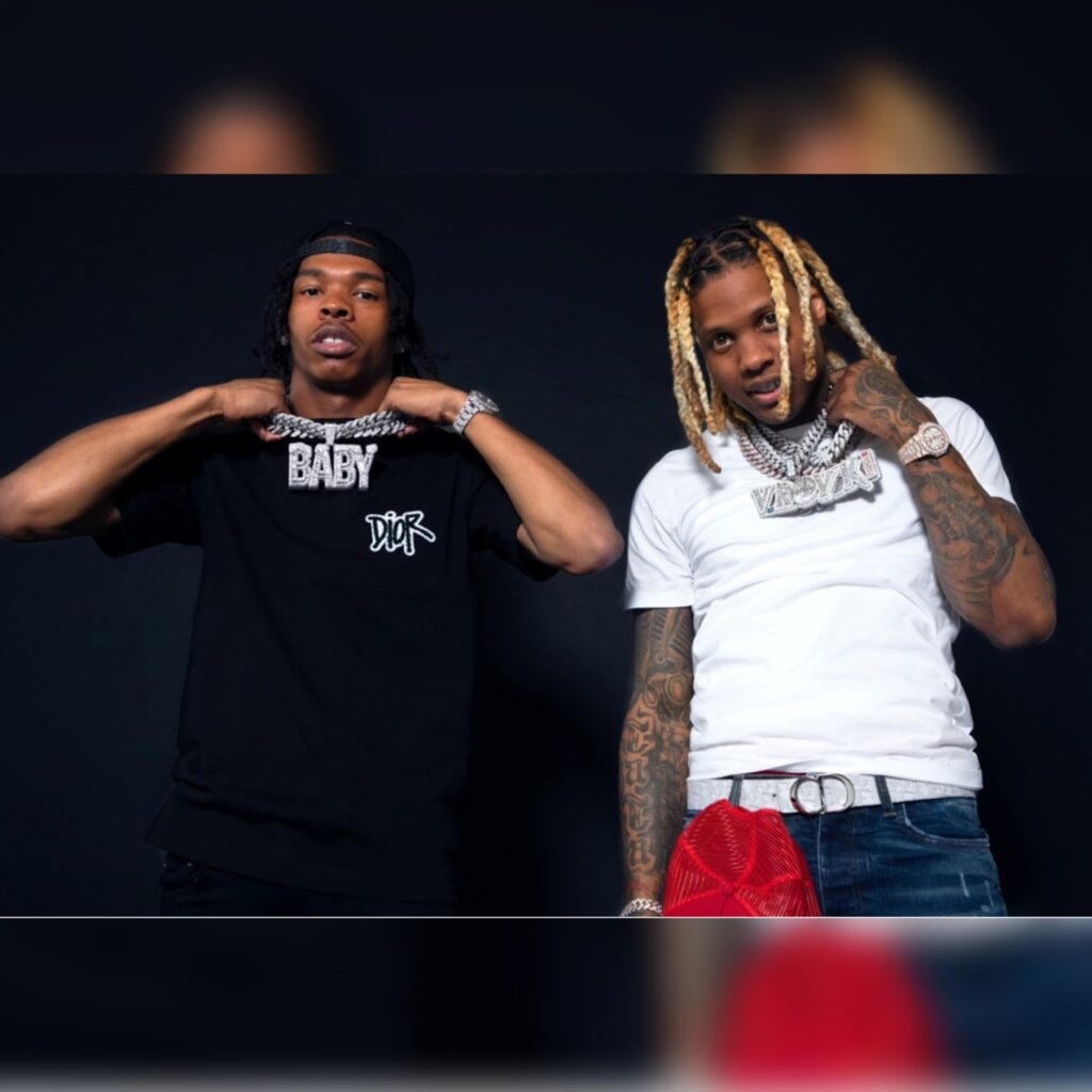 Lil Baby and Lil Durk - The Voice Of The Heroes via Quality Control Music / Wolfpack Global Music / Motown Records / Alamo Records from Jennie Boddy at Capitol Music Group.Photo Credit: Mario Pujals. For use by 360 Magazine
