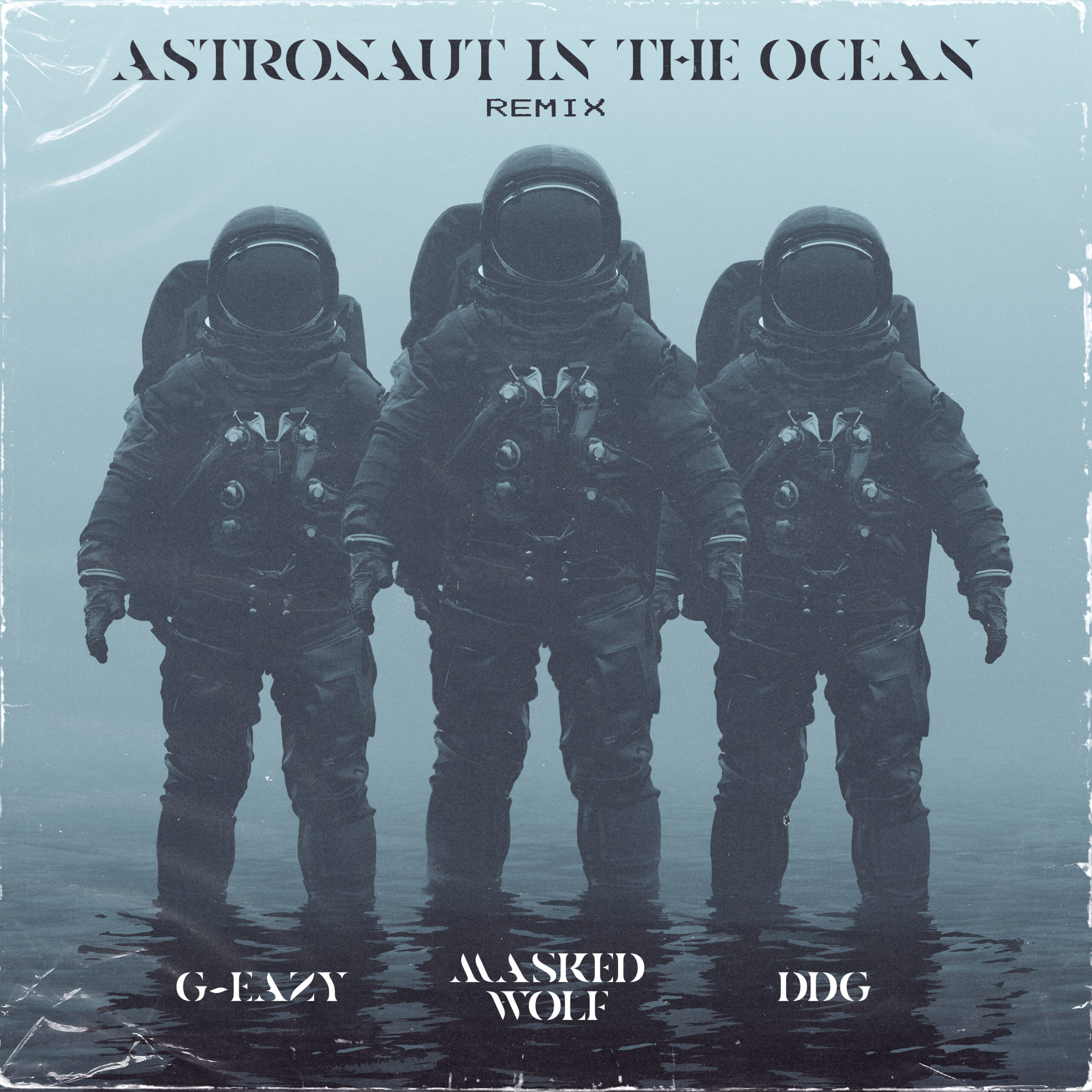Astronaut in the Ocean Remix Single Artwork courtesy of Elektra Music Group for use by 360 Magazine