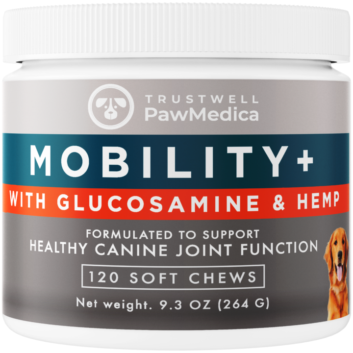 PawMedica Mobility+ joint soft chews image by Kat Fleischman at Do-Tell Publicity via Ryan M for use by 360 Magazine